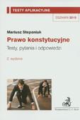 Stepaniuk Mariusz - Prawo konstytucyjne Testy aplikacyjne 4