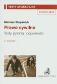 Stepaniuk Mariusz - Prawo cywilne Testy aplikacyjne 1. Testy, pytania i odpowiedzi