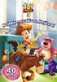 Toy Story 3 Bajkowe scenki z naklejkami. SC-4 40 naklejek