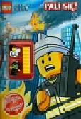 Lego City Pali się + figurka. LMI-1
