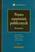 Babiarz Stefan, Czarnik Zbigniew, Janda Paweł i inni - Prawo zamówień publicznych komentarz