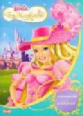 Barbie i Trzy Muszkieterki Kolorowanka z naklejkami