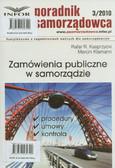 Kasprzycki Rafał R., Klamann Marcin - Poradnik samorządowca 3/2010. Zamówienia publiczne w samorządzie