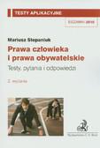 Stepaniuk Mariusz - Prawa człowieka i prawa obywatelskie Testy aplikacyjne 14