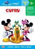 Disney Ucz się z nami Cyfry Poziom 2. UDB-3 Klub Przyjaciół Myszki Miki 5+