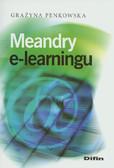 Penkowska Grażyna - Meandry e-learningu