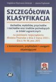 Majdrowicz-Dmitrzak Magdalena, Frąckowiak Joanna - Szczegółowa klasyfikacja dochodów, wydatków, przychodów i rozchodów oraz środków pochodzących ze źródeł zagranicznych na podstawie rozporządzenia Ministra Finansów z dnia 2 marca 2010 r. (Dz. U. Nr 38, poz. 207) z komentarzem, przykładami i uwagami o