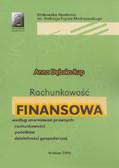 Dębska-Rup Anna - Rachunkowość finansowa