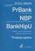 Prawo bankowe Ustawa o Narodowym Banku Polskim Ustawa o listach zastawnych i bankach hipotecznych