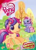 Mój kucyk Pony Kolorowanka z naklejkami