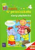 Łada-Grodzicka Anna, Piotrowska Danuta - Razem w przedszkolu Karty pięciolatka część 4