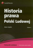Lityński Adam - Historia prawa Polski Ludowej