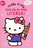 Hello Kitty Ucz się ze mną literek