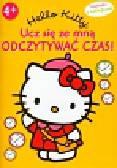 Hello Kitty Ucz się ze mną odczytywać czas
