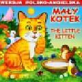 Mały kotek. wersja polsko - angielska