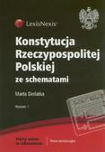 Derlatka Marta - Konstytucja Rzeczypospolitej Polskiej. ze schematami