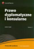 Sutor Julian - Prawo dyplomatyczne i konsularne