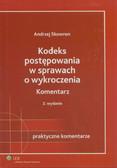 Skowron Andrzej - Kodeks postępowania w sprawach o wykroczenia Komentarz