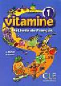 Martin C., Pastor D. - Vitamine 1 Podręcznik. szkoła podstawowa