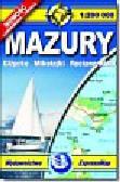 Mazury 1:200 000
