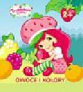 Truskawkowe Ciastko Owoce i kolory