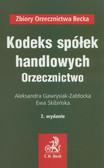 Gawrysiak-Zabłocka Aleksandra, Skibińska Ewa - Kodeks spółek handlowych Orzecznictwo