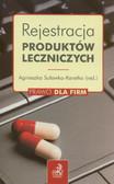 Rejestracja produktów leczniczych