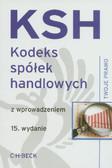 Kodeks spółek handlowych z wprowadzeniem