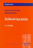 Kawałko Agnieszka, Witczak Hanna - Zobowiązania