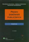 Stachowiak Małgorzata, Jerzykowski Jarosław, Dzierżanowski Włodzimierz - Prawo zamówień publicznych Komentarz + CD