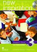 Garton-Sprenger Judy, Prowse Philip - New Inspiration 3 student`s book with CD. Gimnazjum
