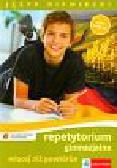 Język niemiecki Repetytorium gimnazjalne + CD