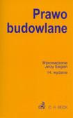 Siegień Jerzy (wprow.) - Prawo budowlane i inne teksty prawne