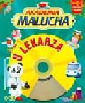 Kozłowska Urszula - Akademia Malucha U lekarza z płytą CD