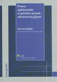 Dąbek Dorota - Prawo sędziowskie w polskim prawie administracyjnym