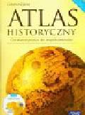 Atlas historyczny od starożytności do współczesności z płytą CD Gimnazjum