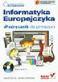 Pańczyk Jolanta, Skłodowski Jarosław - Informatyka Europejczyka iPodręcznik z płytą DVD. Gimnazjum