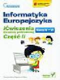 Kiałka Danuta, Kiałka Katarzyna - Informatyka Europejczyka 4-6 iĆwiczenia Część 2. Szkoła podstawowa