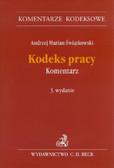 Świątkowski Andrzej Marian - Kodeks pracy Komentarz