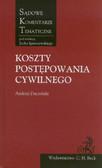 Daczyński Andrzej - Koszty postępowania cywilnego. Komentarz