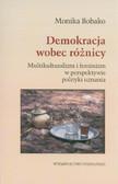 Bobako Monika - Demokracja wobec różnicy
