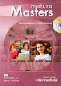 Rosińska Marta, Edwards Lynda - Matura Masters Intermediate Student`s Book + CD Poziom B1/B2. Szkoła ponadgimnazjalna