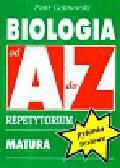 Golinowski Piotr - Biologia Pytania testowe repetytorium
