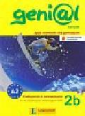 Genial 2B Kompakt Podręcznik z ćwiczeniami z płytą CD