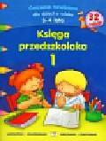 Kobiela Wiesława - Księga przedszkolaka 1