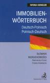 Kienzler Iwona - Immobilien woerterbuch Słownik nieruchomości niemiecko-polski polsko-niemiecki
