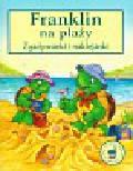 Franklin na plaży. Zgadywanki i naklejanki