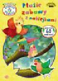 Trzecia róg Ptasiej Ptasie zabawy z naklejkami
