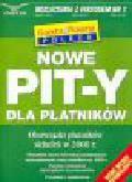 Nowe PIT-y dla płatników. Obowiązki płatników składek w 2000 r.