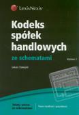 Zamojski Łukasz - Kodeks spółek handlowych ze schematami
